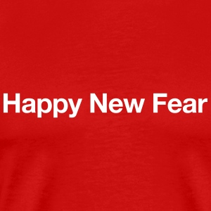 Happy New Fear - Männer Premium T-Shirt