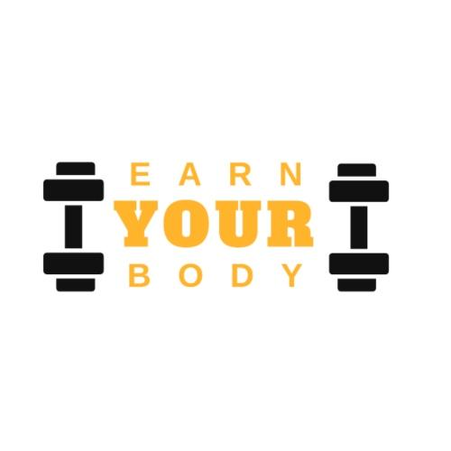Earn-Your-Body - Männer Premium T-Shirt