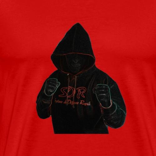 S.D.R face 3 - T-shirt Premium Homme