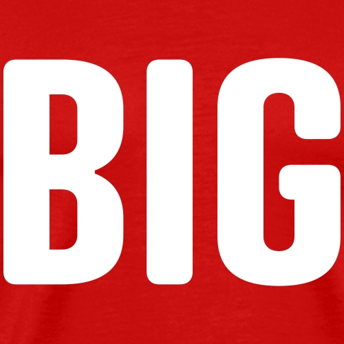 Big - Männer Premium T-Shirt