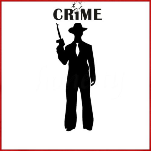 Crime City Mafia - Männer Premium T-Shirt