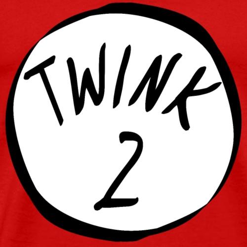 Twink 2   Pride   LGBT   Kostüm - Männer Premium T-Shirt