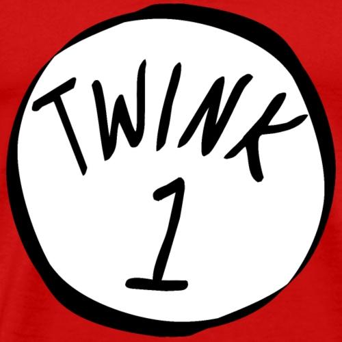Twink 1   Pride   LGBT   Kostüm - Männer Premium T-Shirt