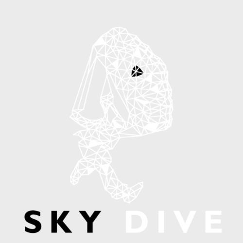 Skydive Triangle - Männer Premium T-Shirt