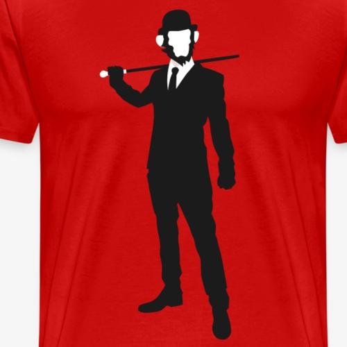 PREMIUM SO GEEEK HERO - MINIMALIST DESIGN - T-shirt Premium Homme