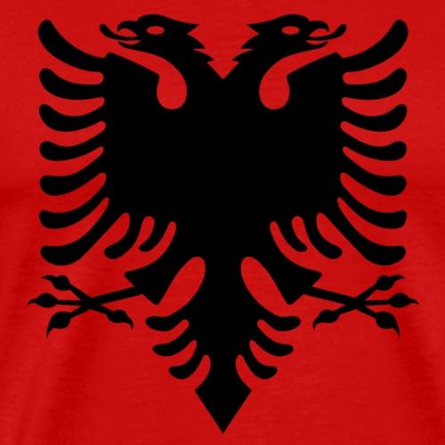 albania shirt albanischer Adler geschenkidee - Männer Premium T-Shirt