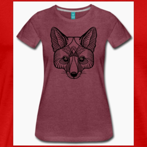 fasion fox - Mannen Premium T-shirt