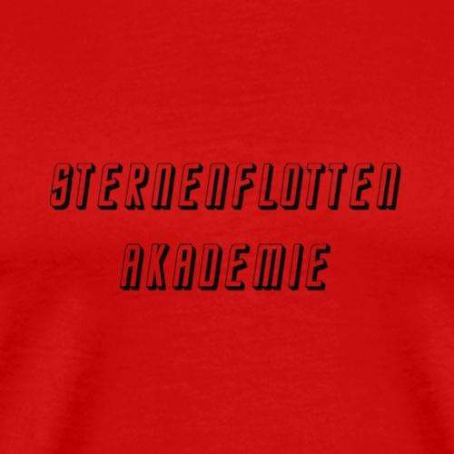 Star Trek Sternenflotten Akademie - Männer Premium T-Shirt