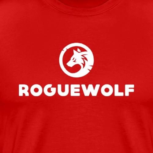 RogueWolf Signature Design - Men's Premium T-Shirt