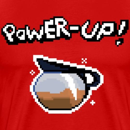 Power-Up! - Männer Premium T-Shirt