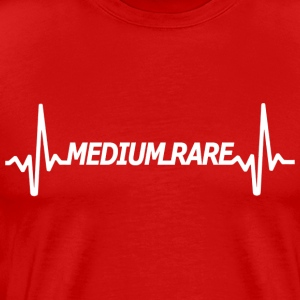 medium Rare - Mannen Premium T-shirt
