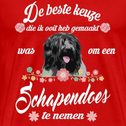 Schapendoes - Mannen Premium T-shirt