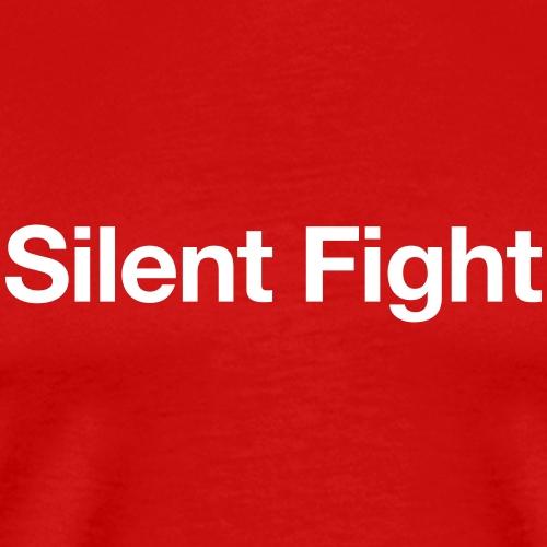 SilentFight - Männer Premium T-Shirt