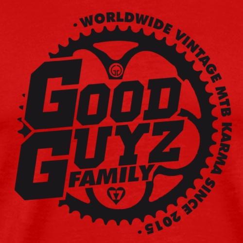 gg familiy black - Männer Premium T-Shirt