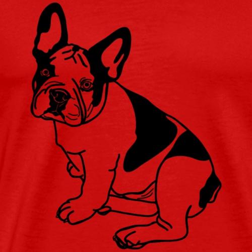 Perro - Camiseta premium hombre