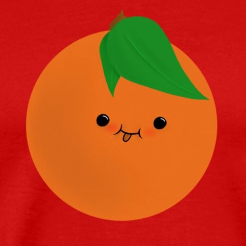 Cute Orange - Men's Premium T-Shirt