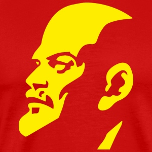 Communist Lenin - Men's Premium T-Shirt