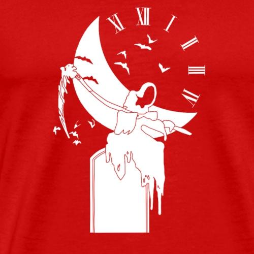 La faucheuse blanc - T-shirt Premium Homme