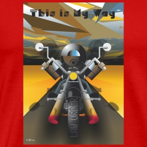 This_is_My_Way - T-shirt Premium Homme