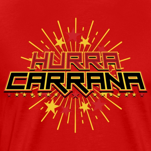 HURRACARRANA - Men's Premium T-Shirt