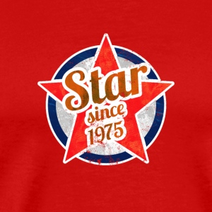 Gift for Stars born in 1975 - Men's Premium T-Shirt