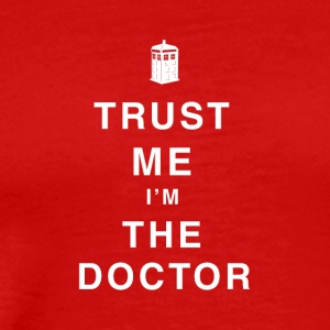 Dr who - Men's Premium T-Shirt