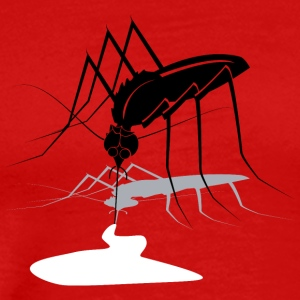 Mosquito bite of 2 - Men's Premium T-Shirt