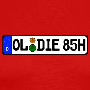 Oldie 85 historically - Men's Premium T-Shirt