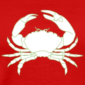 Green crab - Men's Premium T-Shirt