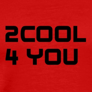 2COOL4YOU - Camiseta premium hombre