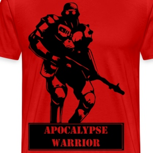 Apocalypse Warrior 2 - Men's Premium T-Shirt