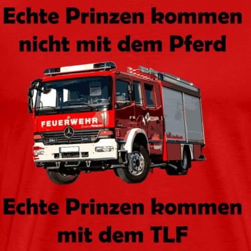 Echte Prinzen - TLF Version - Männer Premium T-Shirt