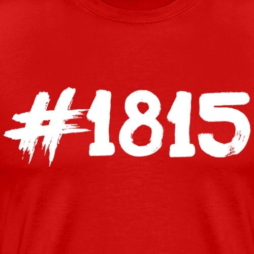1815 - Männer Premium T-Shirt