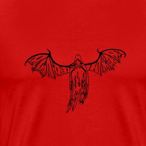 Angel of Death schlicht - Männer Premium T-Shirt