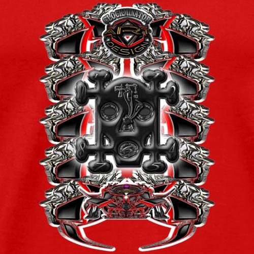 1 5 - Männer Premium T-Shirt