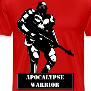 Apocalypse Warrior - Men's Premium T-Shirt