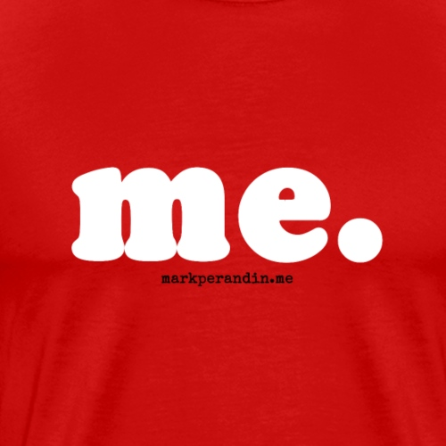 me. Logo - Men's Premium T-Shirt