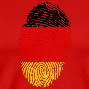 DUITSLAND 4 EVER COLLECTION - Mannen Premium T-shirt