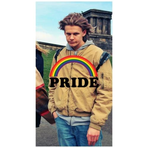 PRIDE - Premium T-skjorte for menn