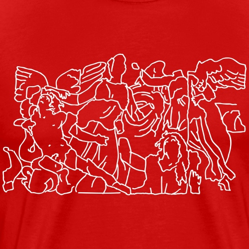 Pergamonaltar Berlin - Männer Premium T-Shirt