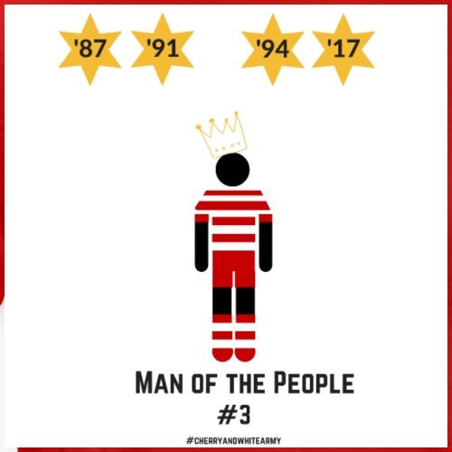 man of the people - Men's Premium T-Shirt