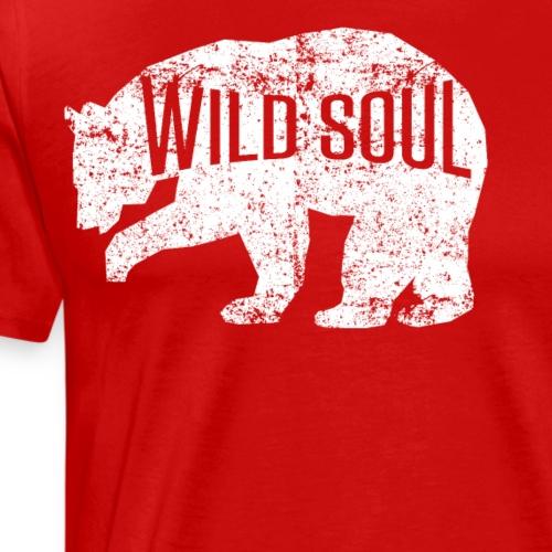 Wilde Seele - Männer Premium T-Shirt