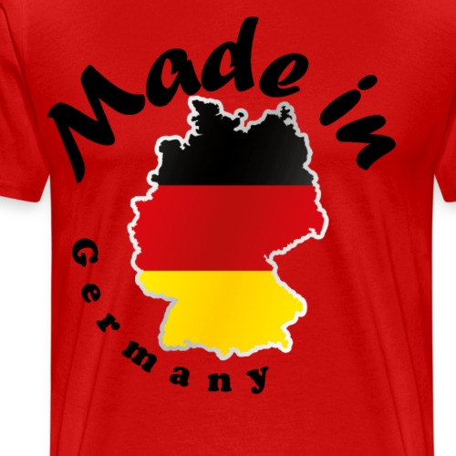 Made in Germany, idée cadeau - T-shirt Premium Homme