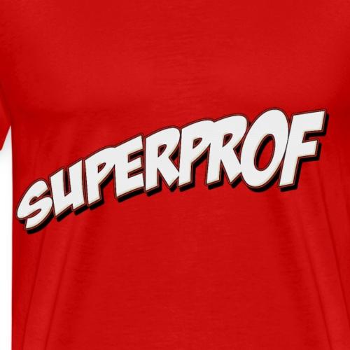 SuperProf - T-shirt Premium Homme