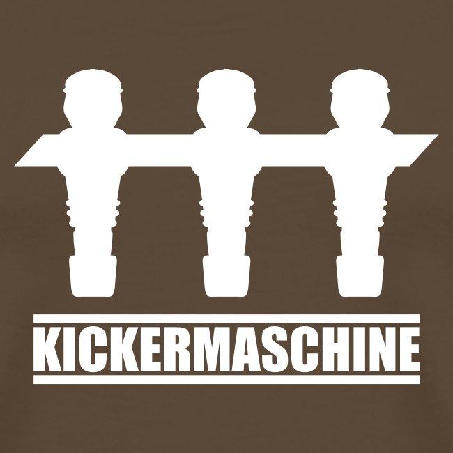 Kickermaschine - Kickershirt