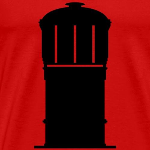 Watertoren - Mannen Premium T-shirt