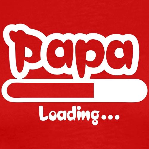 papa loading barre progression 1102 - T-shirt Premium Homme
