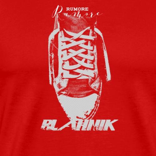 BLAHNIK white - Camiseta premium hombre