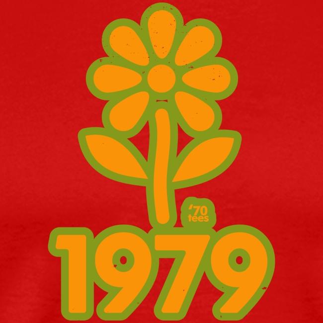 1979 yellow flower