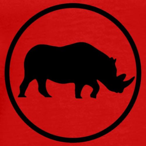 Rhino Black 2 - T-shirt Premium Homme